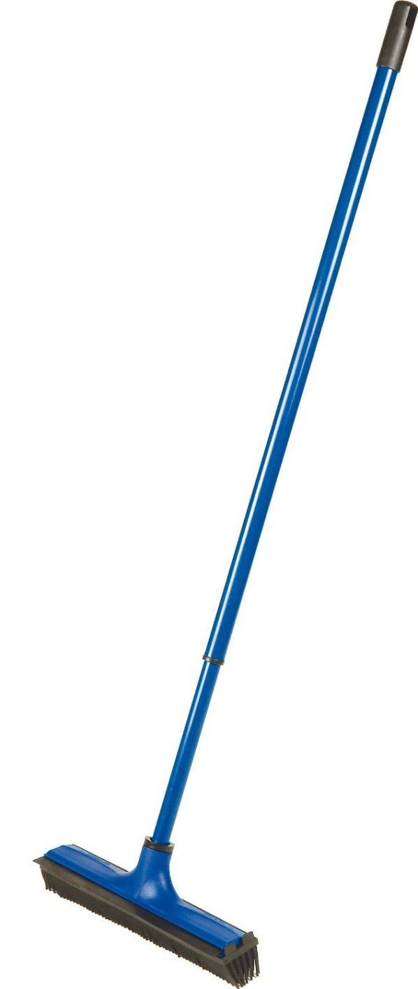 Gummibesen 32 cm mit Teleskopstiel-229