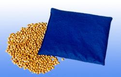 Coussins aux grains