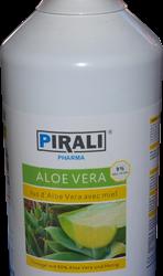 AloeVera Frischpflanzensaft 90%+Vitam C+Honig 1000 ml PET-534