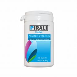 Arginin-Ornithin-Lysin plus B6+Zink 60 Kapseln-499