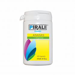 Ananas 300 mg 60 Kapseln-509