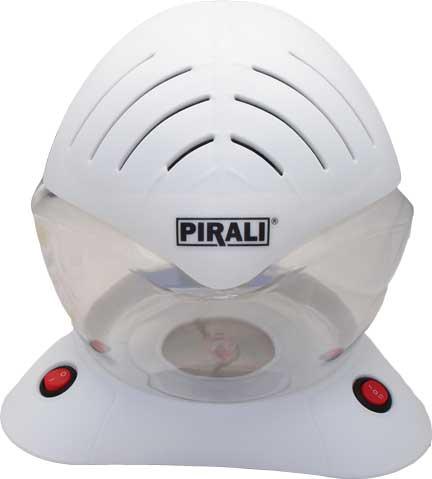 PIRALI Airfresh Bowl Luftreiniger weiss mit LEDs-537